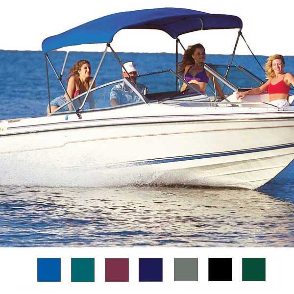 C Mate Ultima Bimini Kit - 6'L x 42H x 97-103W, Teal