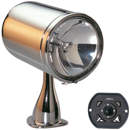 Jabsco 6 Remote-Controlled Searchlight Sale $599.99 SKU: 1896810 ID# 63022-0012 UPC# 671880531337 :