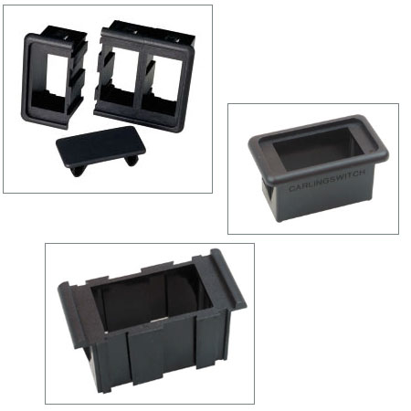 Cole Hersee Rocker Switch Modular Bracket Kit (Two center sections only) Sale $11.49 SKU: 1945708 ID# 82159-03-BP UPC# 632850391757 :