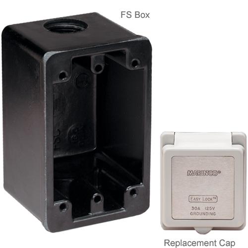 Marinco FS Box