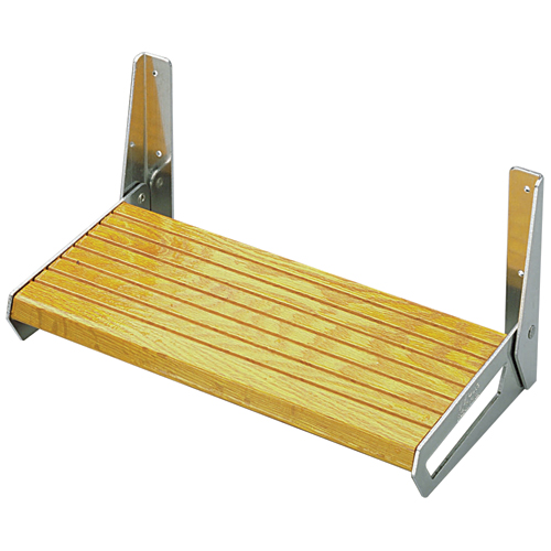Garelick Fold-Up Footrest, 7-1/2H x 15W x 8-1/4D Sale $57.99 SKU: 197881 ID# 26015:01 UPC# 38203260150 :