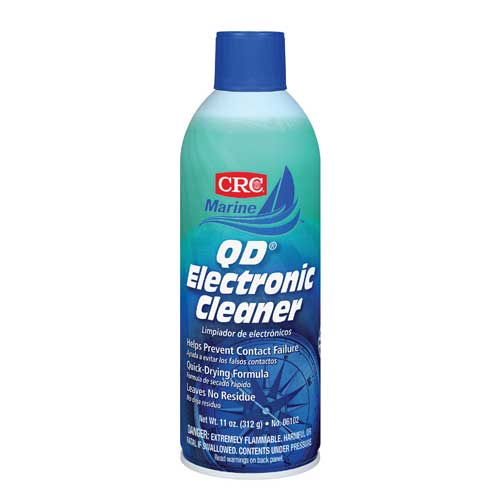CRC Marine Electronics Cleaner Sale $9.49 SKU: 199093 ID# 6102 UPC# 78254061023 :