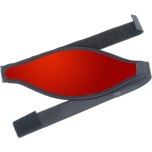 Marine Sports Neoprene Mask Straps (Red and Black) Sale $13.99 SKU: 2001683 ID# 1025RB UPC# 806723125415 :