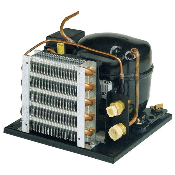 Waeco Adler Barbour CU-85 CoolMatic Series 80 Compresser/Condenser