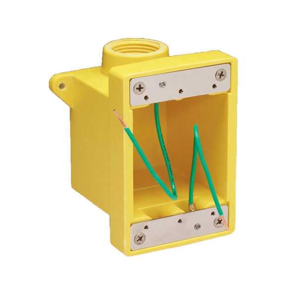 Marinco Marine Fd Box For 15 20 30 And 50a Receptacles