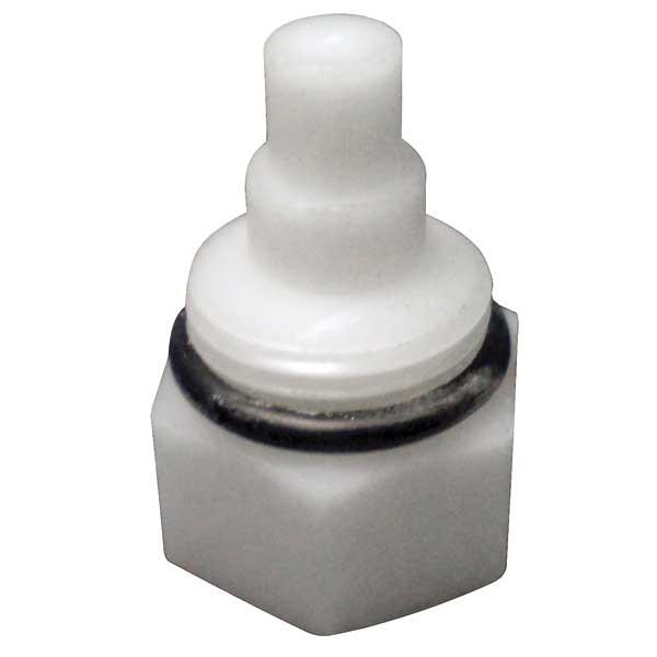 Raritan Vented Pump Plug for Crown Head