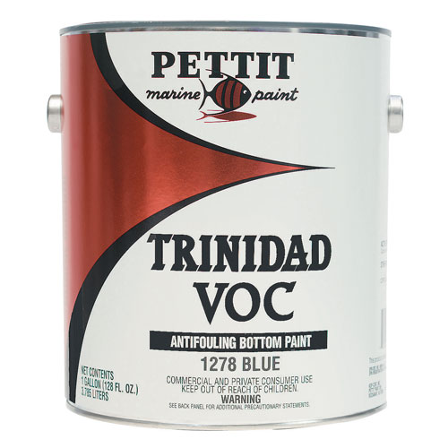 Pettit paints trinidad antifouling bottom paint west marine