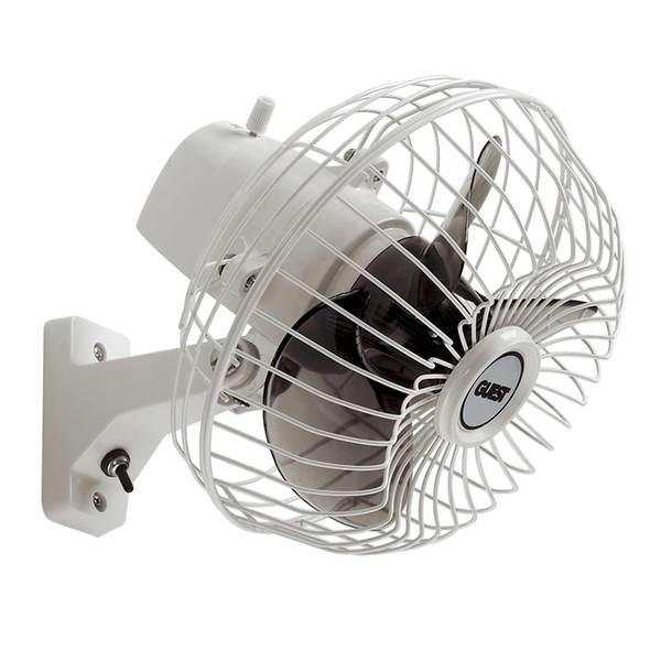 Marine 12v Fan : Marinco fixed mount oscillating fan v west marine