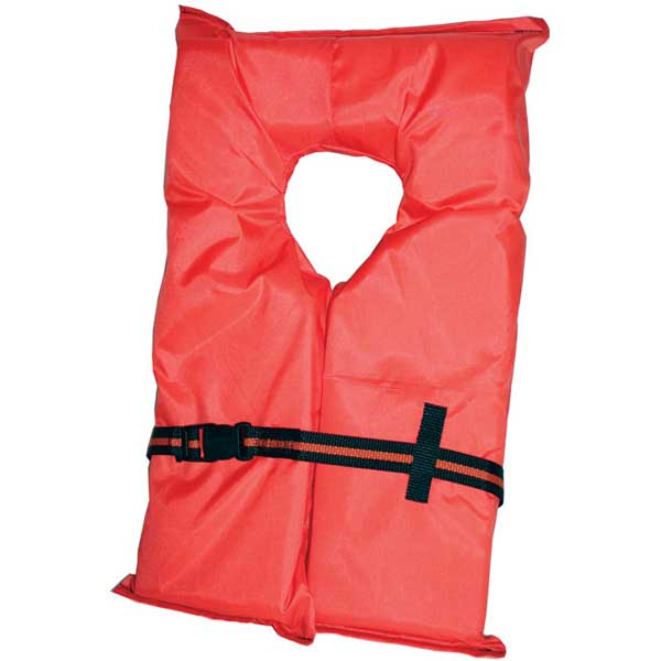 Type II Near-Shore Buoyant Vests