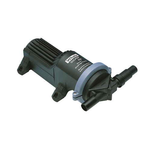 Whale Pumps Whale Gulper 220 Pump, 24V, Draw: 1.2A Sale $234.99 SKU: 2509198 ID# BP1554 UPC# 766478155405 :