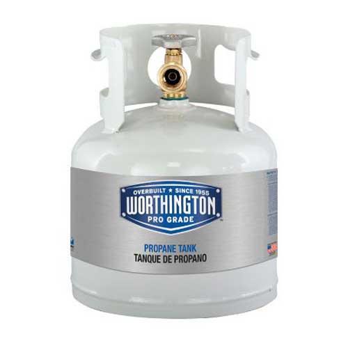 Worthington Propane Cylinder 4.25 lbs
