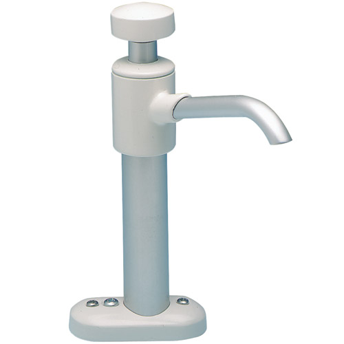 Whale Pumps Vertical Self-Priming Hand Pump Sale $67.99 SKU: 255427 ID# GP0650 UPC# 766478065001 :