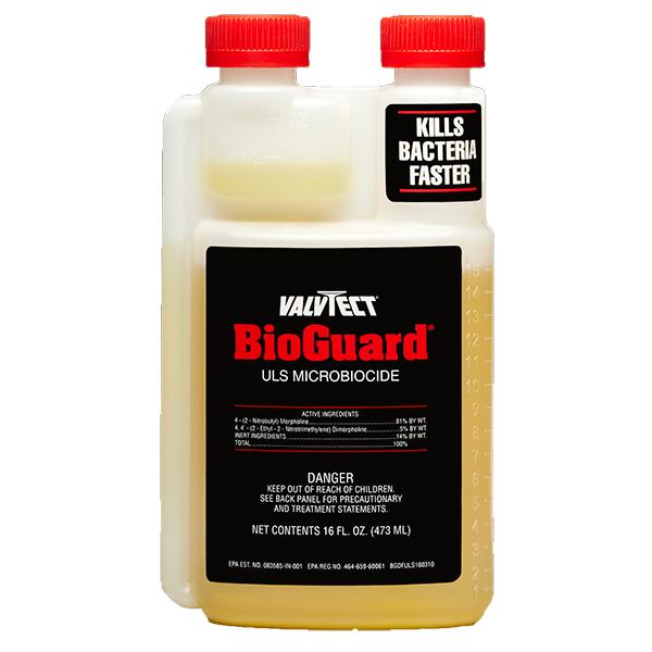 Valvtect BioGuard Fuel Micro-Biocide - 16 oz
