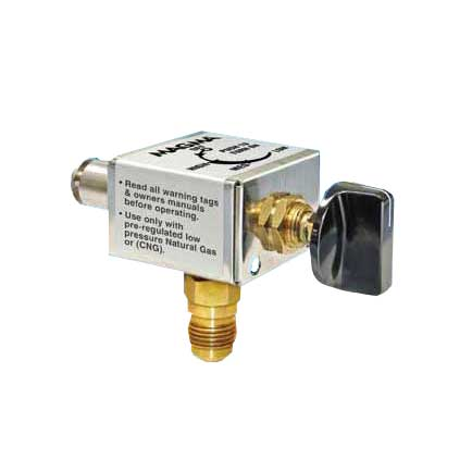 Magma Low Pressure Control Valve, CNG (Natural Gas)