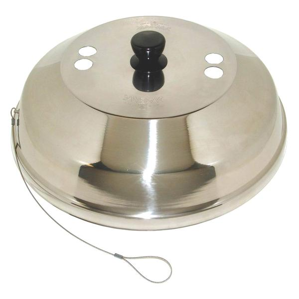 Magma Products, Inc. Lid Assembly, Marine Kettle Combination Stove and Gas Grill, Party Size