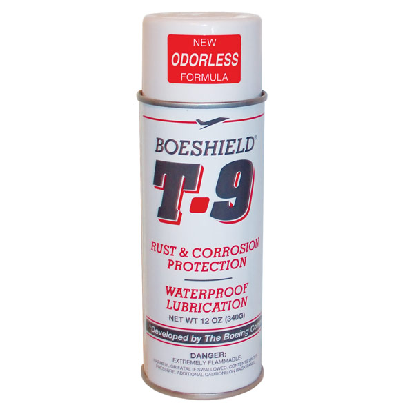 Boeshield T-9 Spray Lube