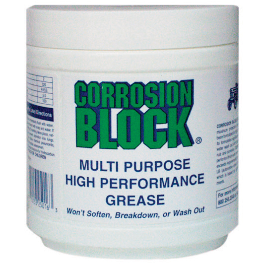 Corrosion Block Grease - 16 oz tub Sale $18.99 SKU: 2596682 ID# 25016 UPC# 770153250163 :