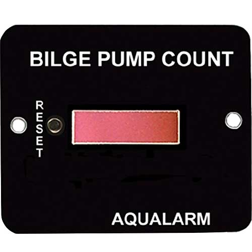 Aqualarm Bilge Pump Counter