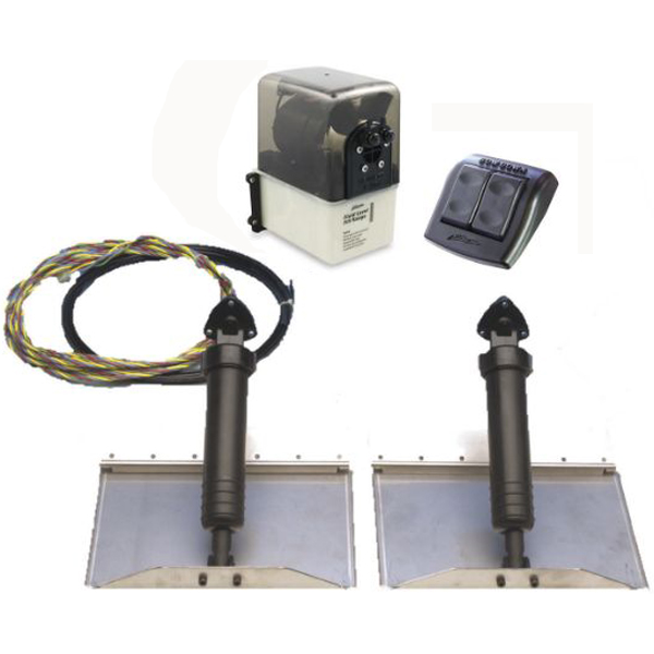 Bennett Marine Traditional Hydraulic Trim Tab Kit, 30 x 9, Fits boats: 25' - 30' Sale $579.99 SKU: 263913 ID# 309E UPC# 666285109601 :