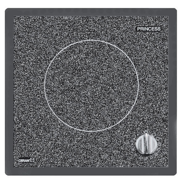 Seaward Products Princess One-Burner Electric Cooktop