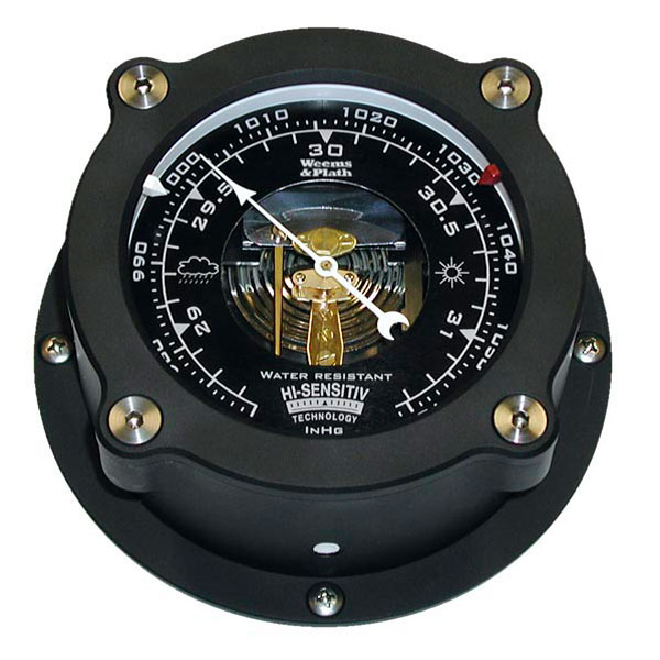 Nautilus High Sensitivity Barometer