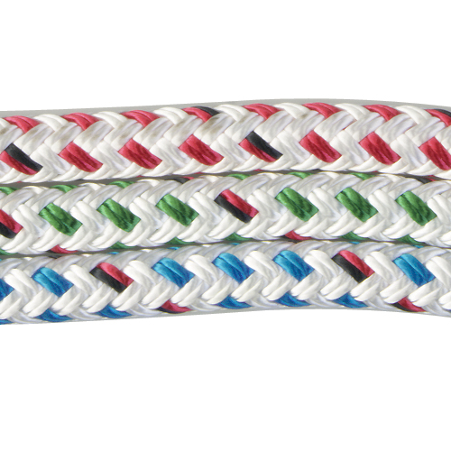 Endura Braid Dyneema Double Braid with Color-Coded Flecks