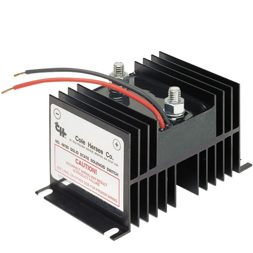 Cole Hersee Ultra-Reliable Electronic Solenoid