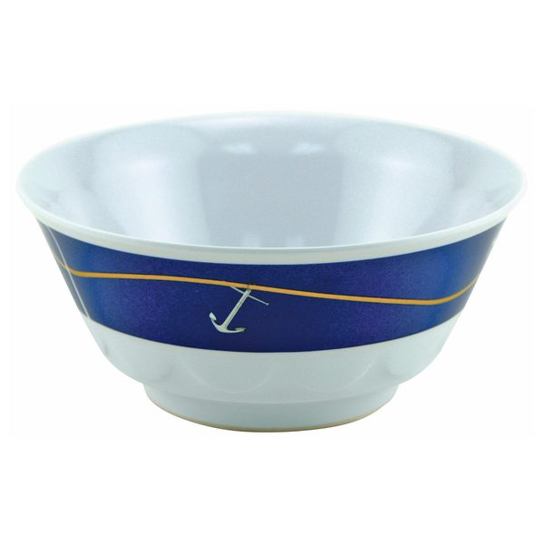 Galleyware Patterned Dinnerware - Soup Bowl, 20oz, Anchorline Sale $8.29 SKU: 2708493 ID# 1415 UPC# 650620014156 :