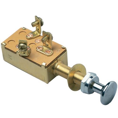 Cole Hersee M-531 3-Position Push-Pull Switch