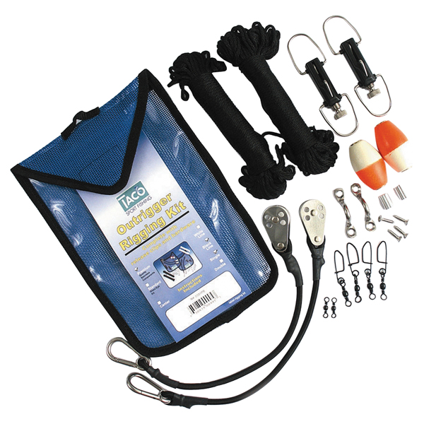TACO Black Premium Outrigger Kit