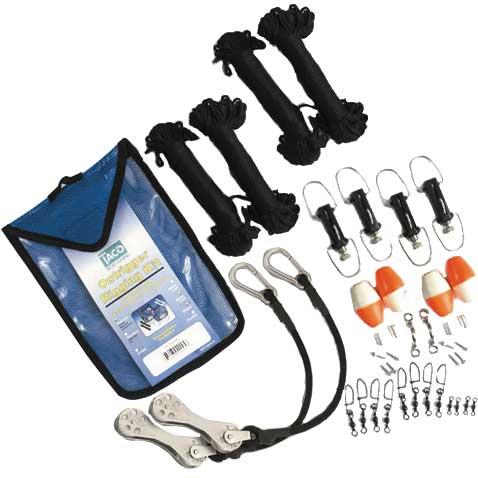 TACO Premium Double Rigging Kit