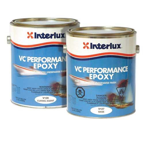 Interlux VC-Underwater Epoxy Bottom Finish - 2 Gallons Sale $219.99 SKU: 272395 ID# V127KIT/2 UPC# 81948191272 :