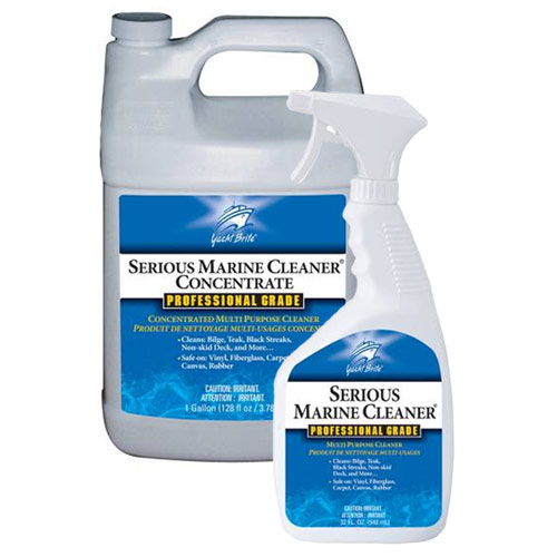 Yacht Brite Serious Marine Cleaner, 32oz.