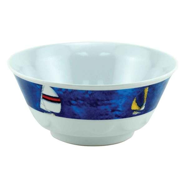 Galleyware Patterned Dinnerware - Soup Bowl, 20oz, Spinnaker
