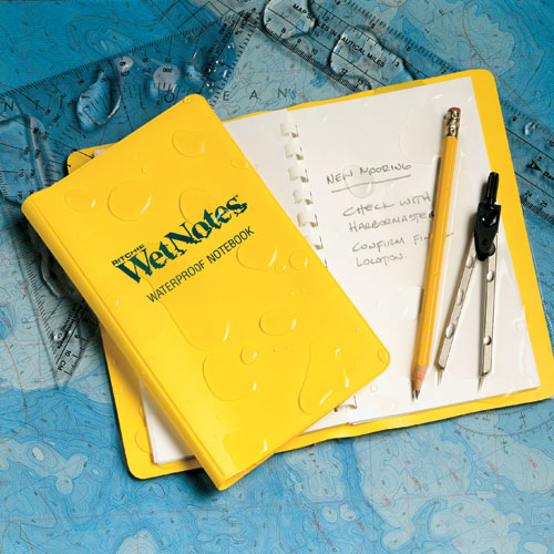 Ritchie Navigation WetNotes, 5 x 7, 45 Pages