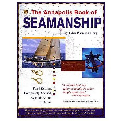 Paradise Cay Annapolis Book of Seamanship Sale $33.77 SKU: 278106 ID# SIM079 UPC# 9780684854205 :