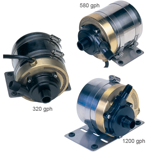 Seawater Circulation Pumps