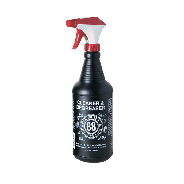Formula 88 Degreaser, Quart Sale $5.99 SKU: 2905024 ID# 100 UPC# 43801043111 :