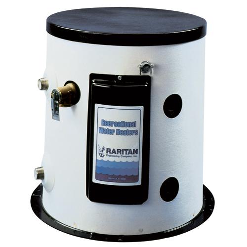Raritan 20 gal. Heater, Exchanger/120V AC, 18-3/4dia. x 24-1/4H