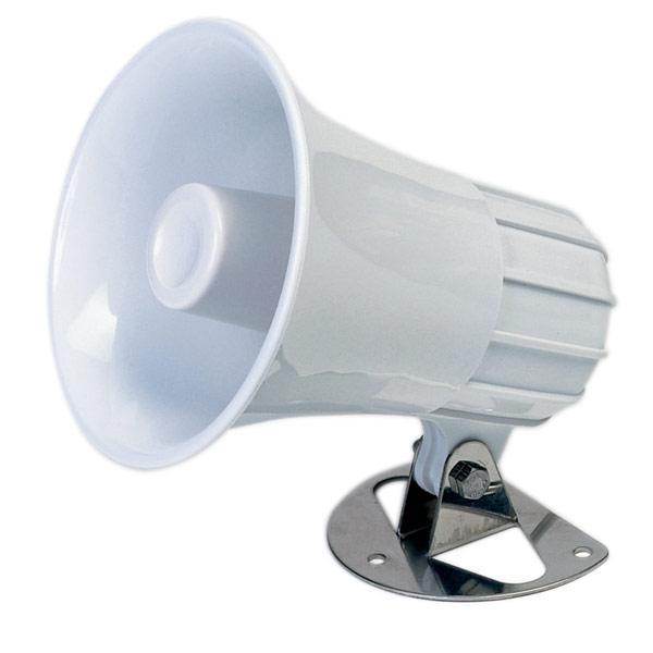 Standard Horizon 5 Round Hailer/Foghorn Speaker Sale $39.99 SKU: 296766 ID# 220SW UPC# 97929001713 :