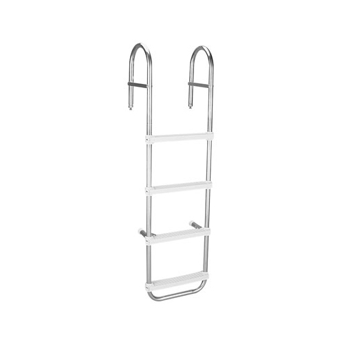 Latch-Type Boarding Ladder