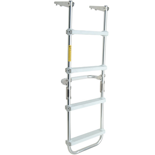 Garelick Pontoon Deck Ladder