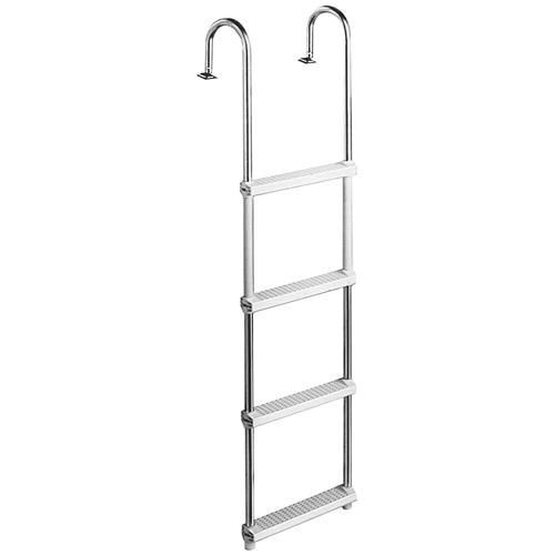 Garelick Gunwale Mount Pontoon Ladder Sale $167.99 SKU: 302631 ID# 15240:01 UPC# 38203152400 :