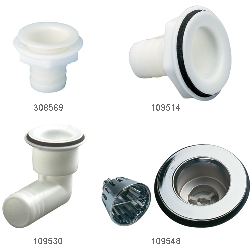 Plastic Drain Fittings