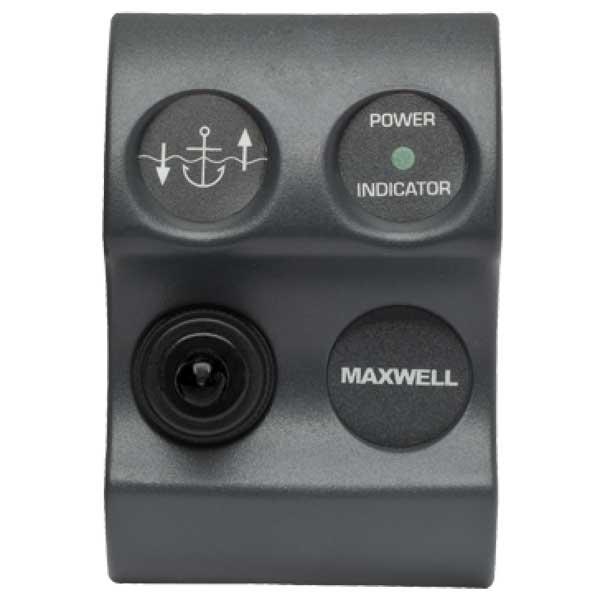 Maxwell Marine Remote Up/Down Control Panel Sale $49.99 SKU: 308796 ID# P19220 UPC# 9414761054805 :