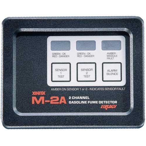 Fireboy Xintex M-2A Fuel Vapor Monitor