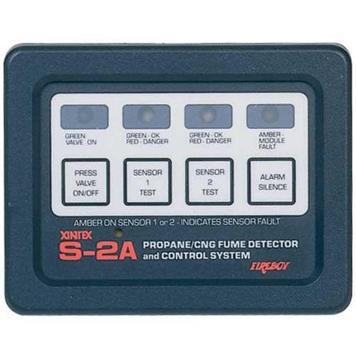 Fireboy Xintex S-2A Propane Monitor & Control