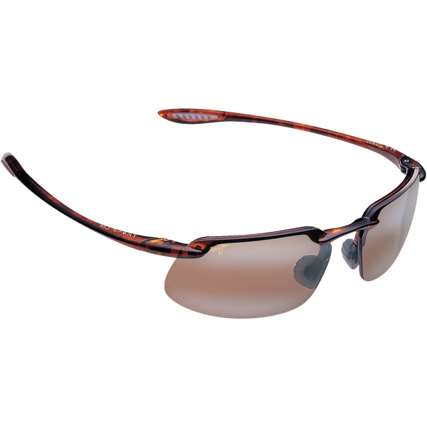 Maui Jim Kanaha Sunglasses, Tortoise Frames with HCL Bronze Lenses Brown