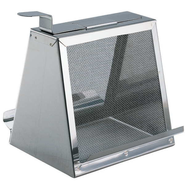 Sea Dog Stainless-Steel Stove-Top Toaster
