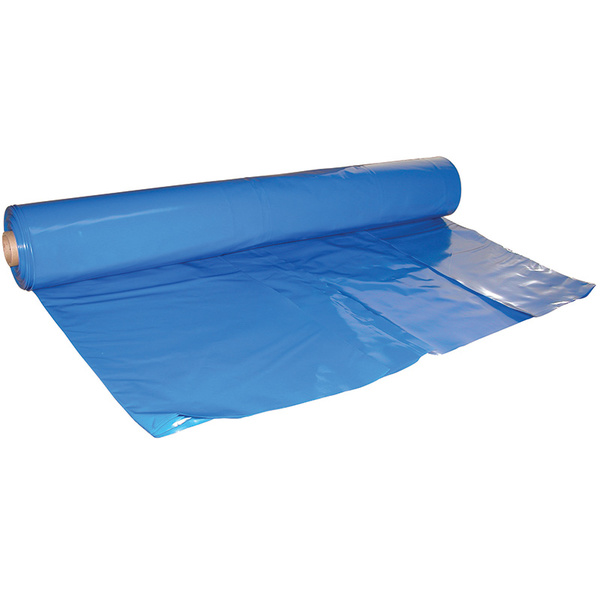 Dr. Shrink Shrinkwrap, 40'W x 100'L, 7mil, Blue